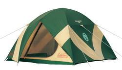 コールマンの新しいテント