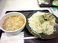 えるびすのつけ麺(味噌)