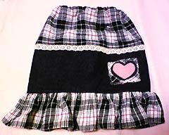 手作りスカート