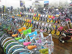 あさひの自転車
