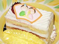 ひなケーキ