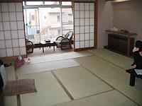 15畳の部屋