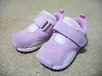 娘の靴14cm