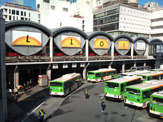 渋谷駅外観