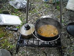 初めてのダッチオーブン料理