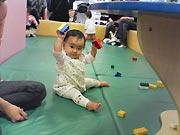 横浜そごうの子供が遊ぶコーナー